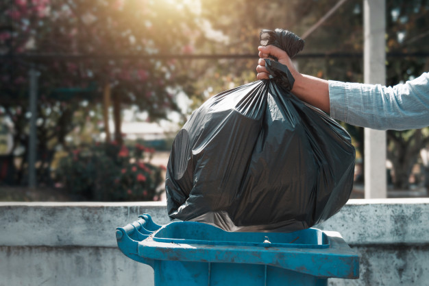 Recolección de basura en época de COVID-19