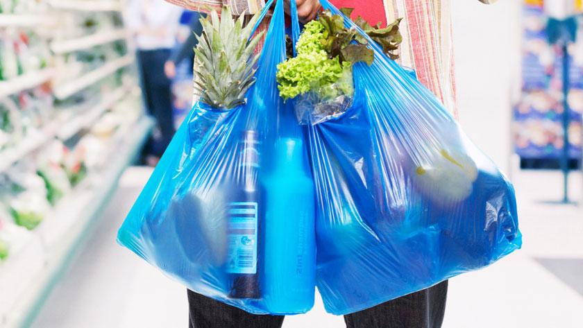 Un 2020 sin bolsas de plástico