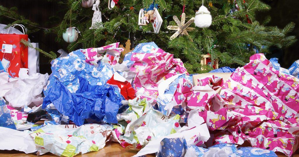 Contaminación en época decembrina