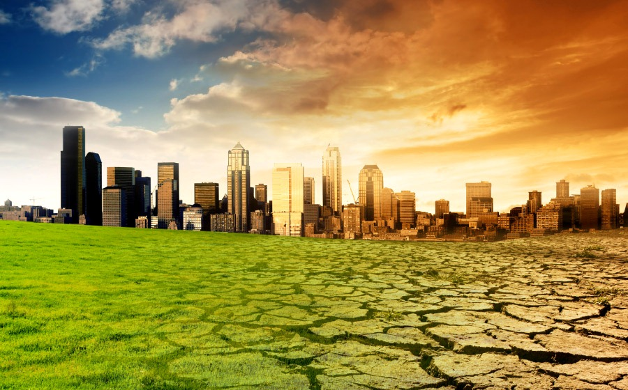 Diferencia entre calentamiento global y cambio climático