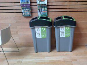 Papelera Eco Nexus Duo