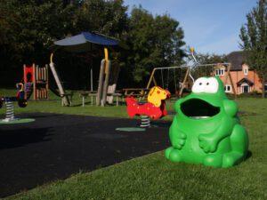 Contenedor Froggo