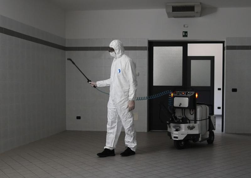 Limpieza, sanitización y desinfección