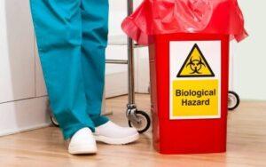 Clasificación de los Residuos Peligrosos Biológico-Infecciosos