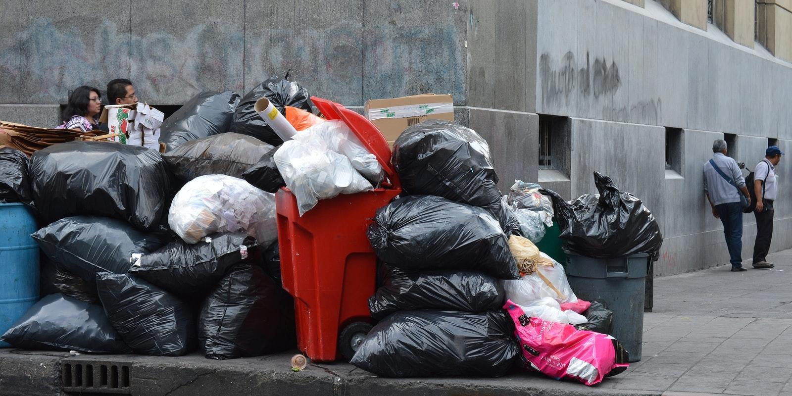 Generación de Residuos en la CDMX